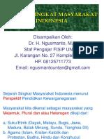 II Pengantar Pendidikan Kewarganegaraan