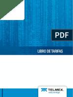 Libro Tarifas Telmex