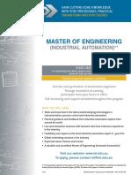EIT Masters Engineering MIA Brochure
