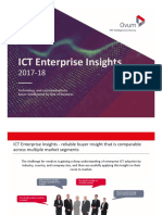 ICT Enterprise Insights 2017 18