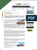 Revista Electroindustria - CORREAS TRANSPORTADORAS_ Cuidando El Eslabón Que Une La Cadena Minera
