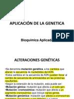 Cap 13. Aplicacion Genetica