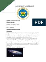 Universidad Central Del Ecuador Geologia