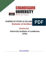 B.arch Scheme Syllabus 2016 Ok (1)