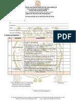 Ficha de Evaluación 1