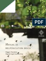 Manual de Meliponicultura Básica (Ecosur 2017)