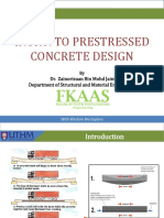 Chapter 5 - Prestressed Design