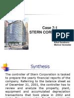 Case-Stern Press Corp.