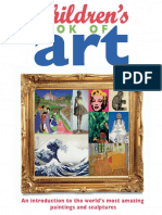 Children's Book of Art - Dorling Kindersley Publishing