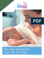 Baby Sebamed Broschuere