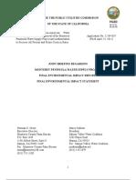 Joint Briefing Regarding Mpwsp Feir-feis 04-17-18
