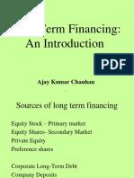 Lec 9 Long Term Financing I