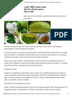 As folhas da graviola são 1000 vezes mais fortes pra matar células do câncer que a quimioterapia! Aprenda a usar.pdf