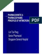 PK&PD Susceptibility Course 2010