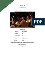 Musik Gandang Garantung Tugas UAS