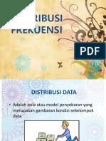Biostatistik Dasar (Distribusi Ferekuensi) 03