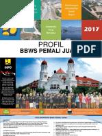 Profil BBWS Pemali Juana 2017