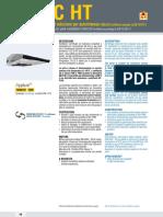 Ventilator Cu Inductie Tip Jet CC-JC HT
