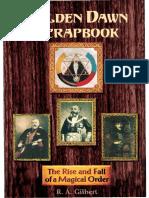 Gilbert - The Golden Dawn Scrapbook