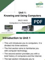 Unit 1 analog electronic