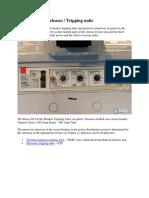 Circuit breaker releases Definition.docx