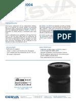 Calibrador Sonometro Cesva Cb006_es