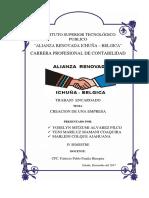 Proyecto Monografia de Creacion de Empresa Boutique Ichuña Final