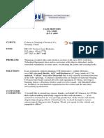 Celanese Case History No i3089