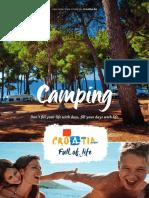 Camping Croatia 2018 ENGLISH