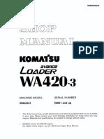 SM WA420-3