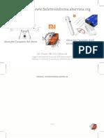 XIAOMI Mi Quadcopter Ita User Manual