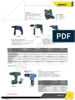 16 Catalog Krisbow9 Power Tool