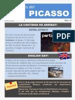 Les Notícies Del Picasso 37 Maig-18