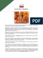 Introduction to Vajra Ki Lay A