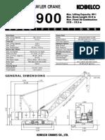 Cke900 Spec