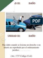 DAÑO -Derecho de daños