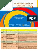 2018 - Calendário Nacional de Vacinação.pdf