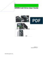 HIWIN-CoE Drive User Guide en v1.1
