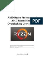 Tutorial OC AMD RYZEN Master
