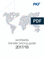 PKF Worldwide Transfer Pricing Guide 2017 & 2018