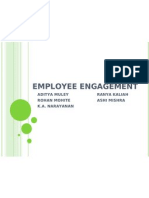 Employee Engagement - Theory