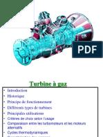Turbine à Gaz
