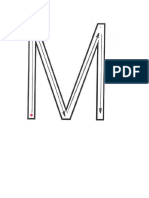 Consonante m, p, l, s