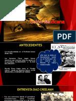 REVOLUCIÓN MEXICANA (GOB. CARRANZA Y OBREGÓN).pptx