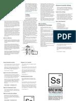 FTSs w Heater Pad QuickStart Guide