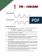 Technical Data Sheet - TR 153