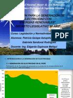 Grupo 4 Generacion Por Energias Renovables
