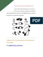 Carprog Specifications v4.01