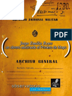 Jorge Emilio Reyes - Un Obrero Asesinado El Primero de Mayo