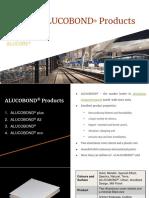 Aluminium Composite Panels   Alucobond Singapore